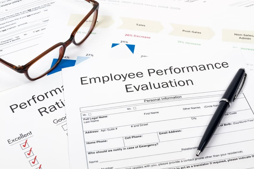 How To Format Employee Evaluations - Upcounsel Blog