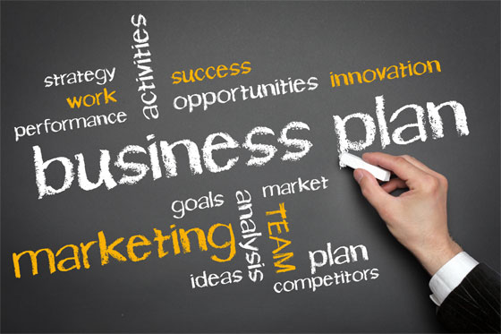 Business Plan Create Pictures
